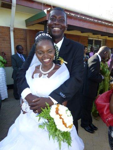 Grace & Martin Maliyamkono